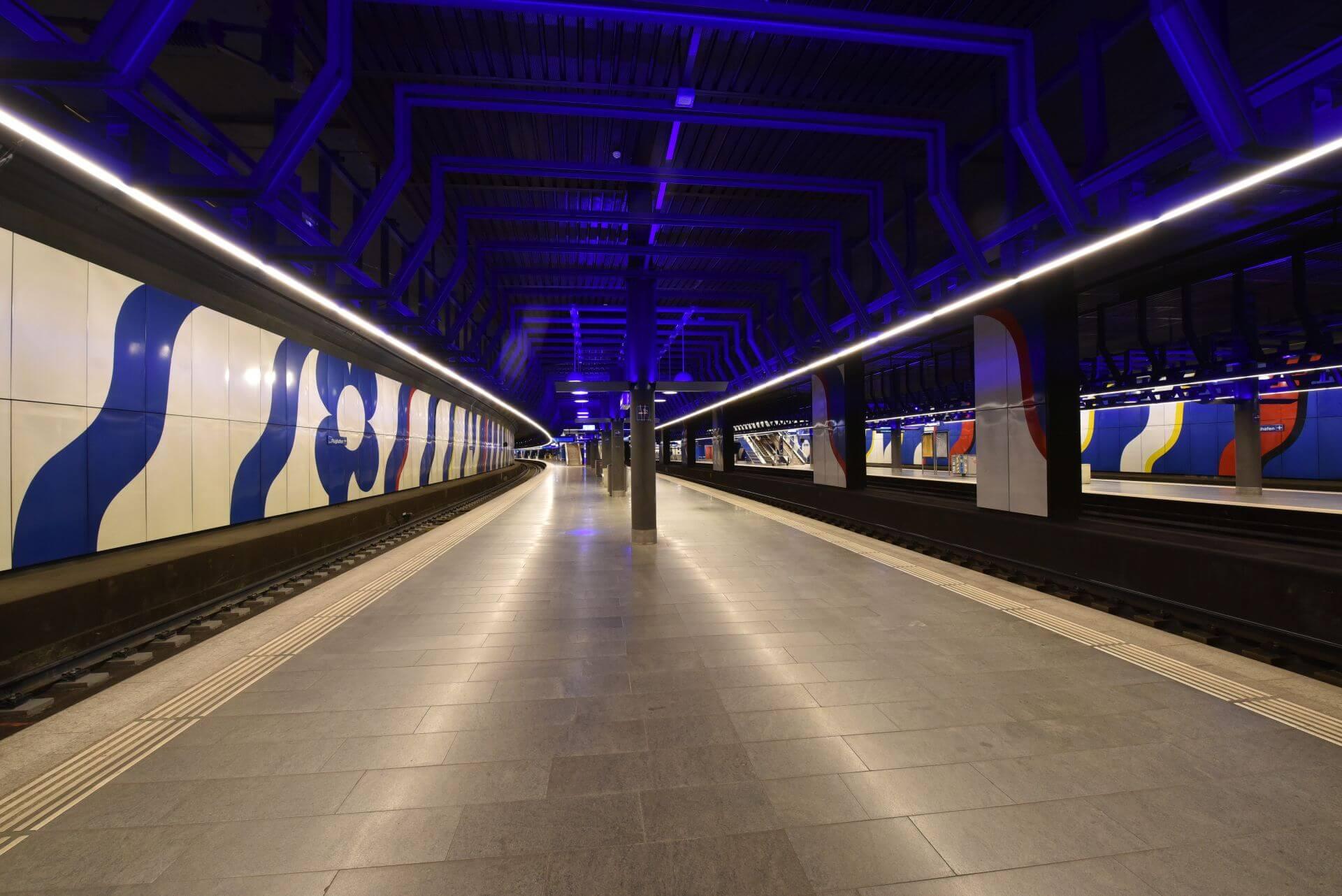 Bahnhof SBB Zürich Flughafen
