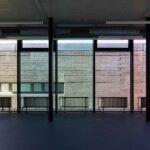 Annex Bau Mensa, Kantonsschule SchaffhausenSchnelli Meier Blum, Architektenwww.schnellimeierblum.ch